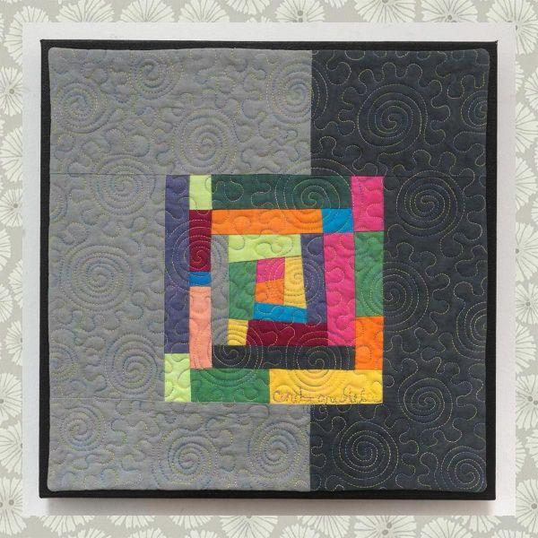 Contemporary Fiber Art Quilts