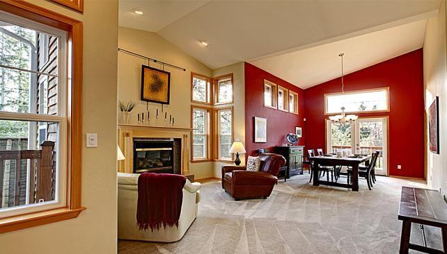 combinacion de colores para interiores de casas pequeas