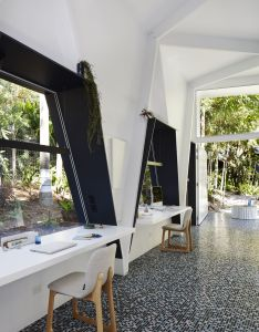Studio for indigo jungle marc  co brisbane architects interior design hospitality also rh pinterest