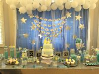 Twinkle twinkle little star baby shower | Baby shower ...