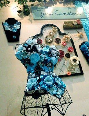 Trade Show Display By Julie Comstock Sarastudio Blogspot