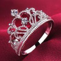Princess Crown Diamond Ring | www.imgkid.com - The Image ...