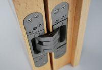 invisible door hinges