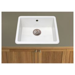 Single Sink Kitchen How To Make Your Own Cabinets DomsjÖ Bowl Inset Ikea 105 99 Has