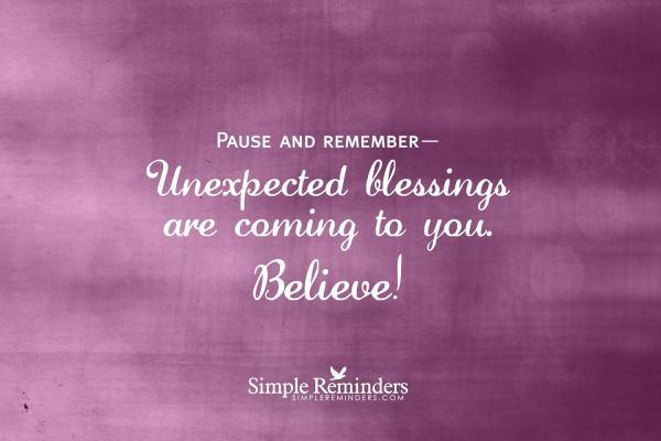20 Simple Blessings Quotes Pictures And Ideas On Weric