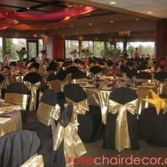 Chair Covers Cheap Rental Accent Chairs Grey Black Table With Gold   Party Rentals: Rose Music, Rentals - ...
