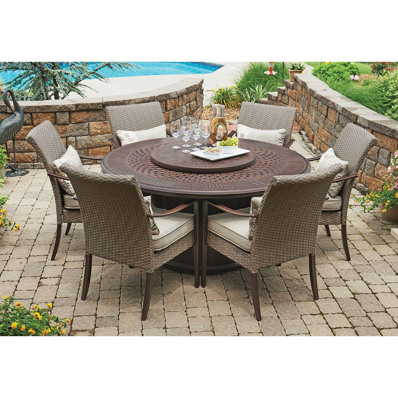 sam s club lawn chairs swing chair glass sunjoy simone dining
