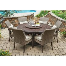 Member Mark Patio Fire Pits Furniture Sets