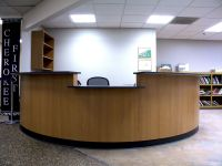 Reception Desks for Offices   Custom Reception Counters ...