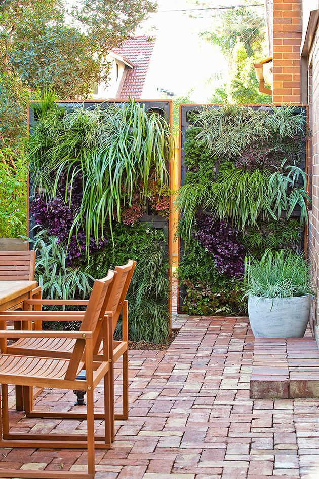 16 Space Saving Vertical Garden Ideas Gardens Terraza And Queremos