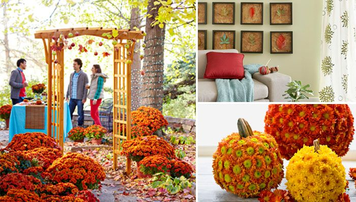 AutumnInspired Projects from Lowes  Arts  Crafts  Interesting Ideas  Pinterest  Autumn