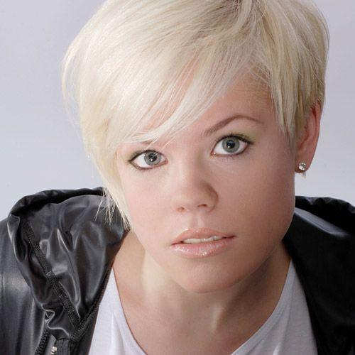 Trendy Frisuren Für Kurze Haare Bilder Kurzhaarfrisuren