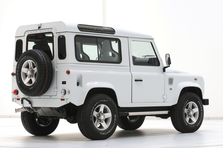 Land Rover Defender All of Landrover Defender