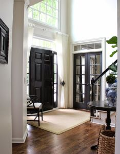 Tiffanyd foyer changes adding privacy texture and  new also best interior design images on pinterest rh
