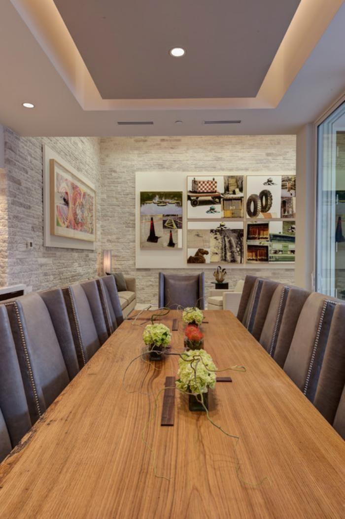 Le plafond lumineux  jolis designs de faux plafonds et dintrieurs modernes  Archzinefr