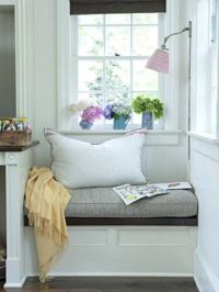 Window Seat Designs, 15 Inspiring Window Bench Design ...