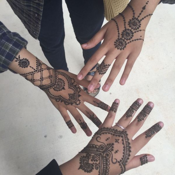 20 Simple Henna Tattoo Designs Tumblr Pictures And Ideas On Meta