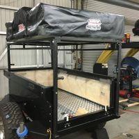 Image result for height adjustable roof rack for trailer ...