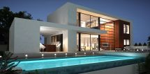 Modern Villas Architecture Design