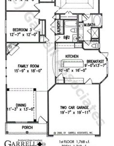 Clearwater house plan st floor ranch style plans one story also rh pinterest