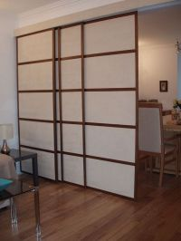 DIY Sliding Door Room Divider | Church St | Pinterest ...