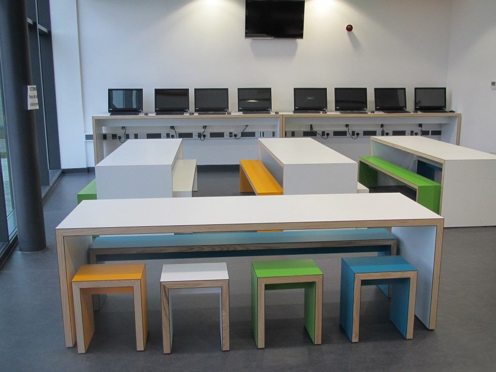 School Table And Chairs Our Bright Motivational Classroom Furniture For Great
