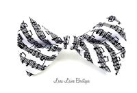 Music Notes Pre-Tied Bow Tie | Stay Classy  | Pinterest ...