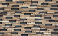 Wooden Wall Decorative Panel