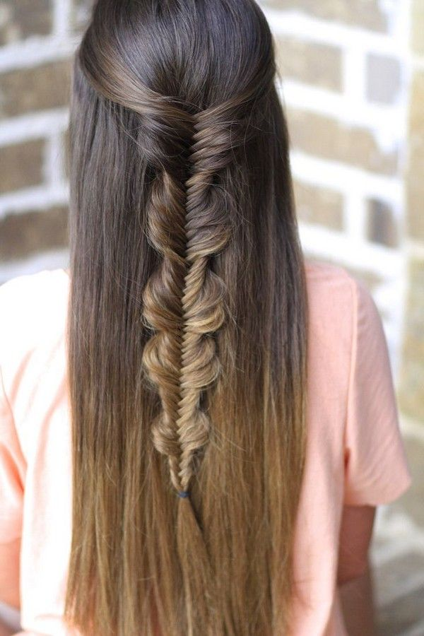 51 Latest Straight Hairstyles For Women 2017 For Women