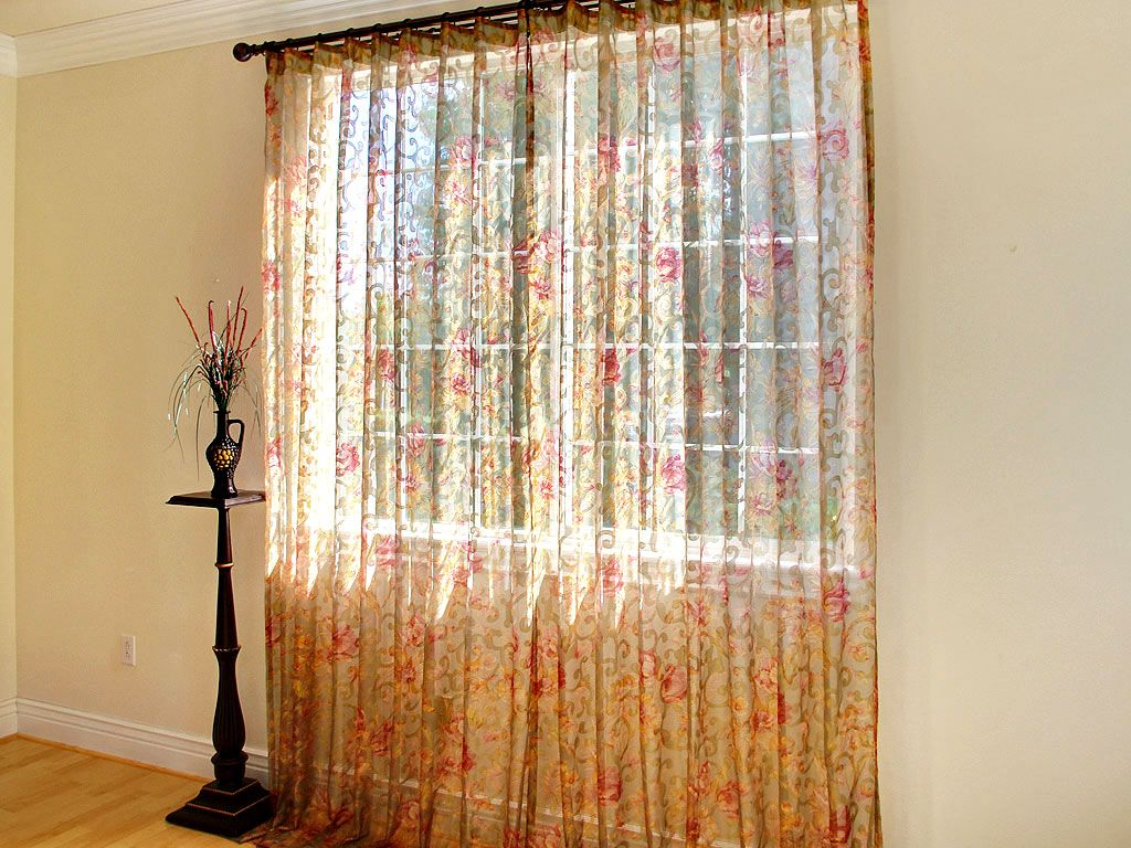 Shear Curtains