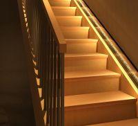Linear Stair Light Fixture | Home Sweet Home Ideas ...