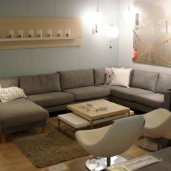 Ikea Karlstad White Leather Sofa Latest Sets For Home Corner So I Checked Out The