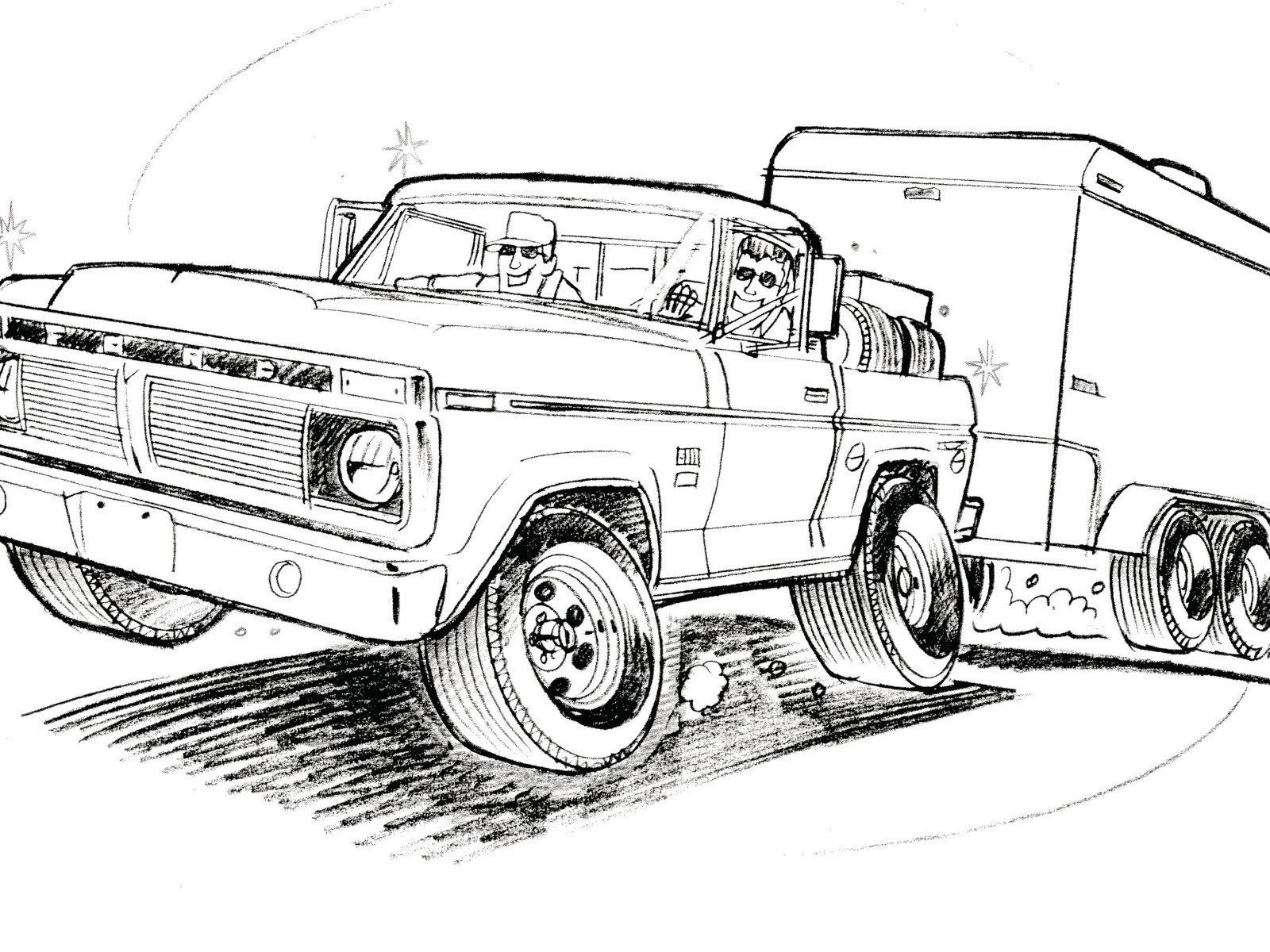 1105cct-04-o+1973-ford-f350-e40d-transmission-swap+drawing