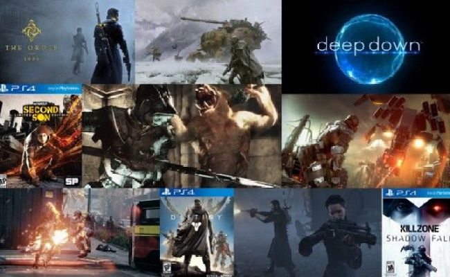 Ps4 Game Reviews Top 5 Games You Must Have For