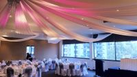 Wedding Decorations - Ceiling Drapes - Wedding Services ...