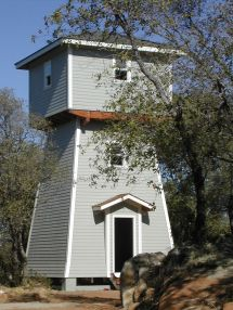 Wood Water Tower Plans