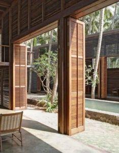 Studio mumbai palmyra house nandgaon maharashtra india remodelista also rh pinterest