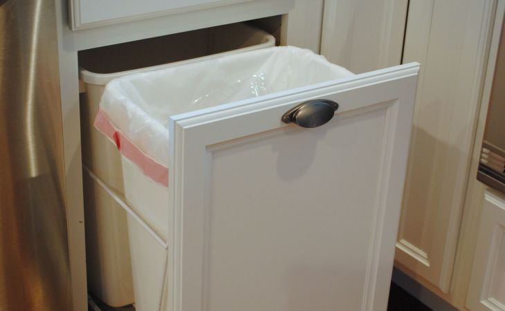 image result for kitchen cabinets to hide trash and recyclables desktop white can can androids hd
