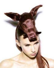 hair design girls funny