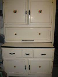 Antique Hoosier Cabinet | eBay -- #AwesomeHoosierCabinet ...