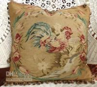 French Country Aubusson Pillow | I Have A Pillow Obsession ...