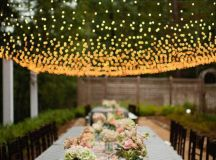 30 New Ideas for Your Rustic Outdoor Wedding … | Garden ...