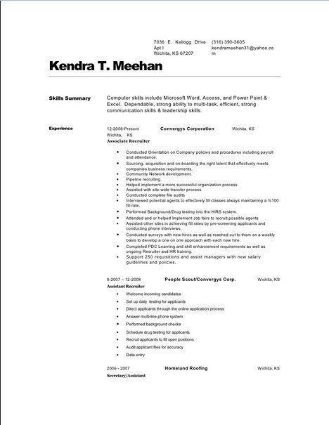 Surgical Tech Resume Examples Download Surgical Tech Resume