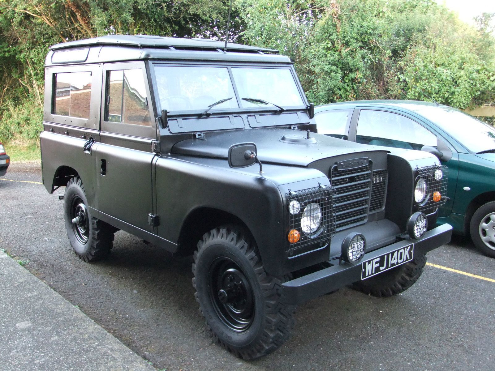 168 best Land Rover Generations images on Pinterest