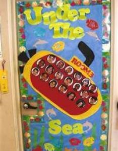 Nice rhyme under the sea with room also bulletin boards pinterest rh