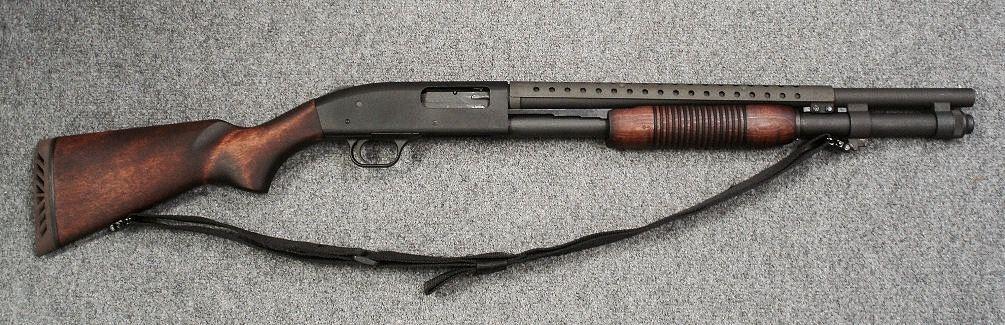 Mossberg 590a1 Tactical Wood