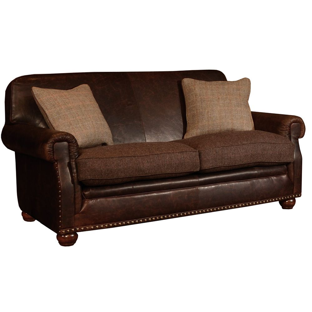 harris tweed bowmore midi sofa ashton loveseat stornaway our rustic home