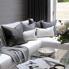White Company Sofa Throws Toddler Leather Chair Th2 Designs.© This Corner Is Adorned Beautifully With ...