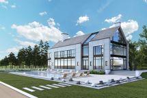 Modern Barn Style House Plans