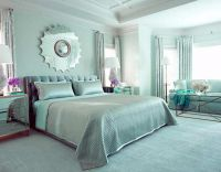 Bedroom decorating ideas light green walls   For the home ...